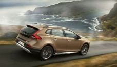 volvo shows off new v40 cross country ahead of paris  Free Download Image Of