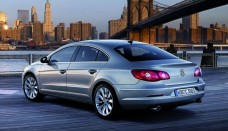 Volkswagen Passat CC Stylish 4 Door Coupe Wallpapers Download
