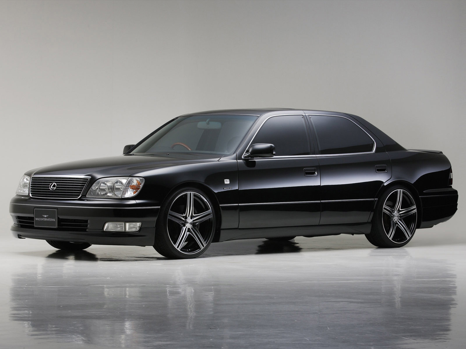 wald lexus ls 400 ucf20 executive line body kit Free Picture Download Image Of