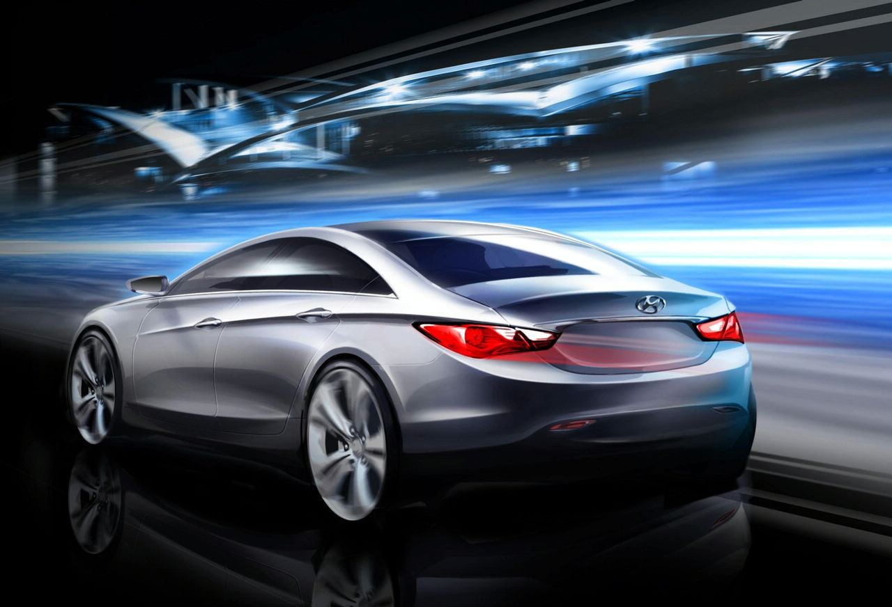 wallpapers hyundai i40 concept Desktop Backgrounds