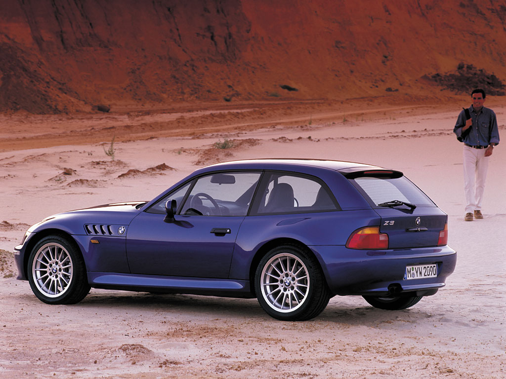 BMW Z3 Coupe backSide Wallpapers Free Download Image Of