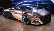 peugeot onyx concept Motor Show Wallpapers Download