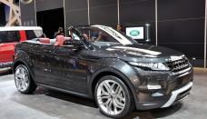 Land Rover Range Rover Evoque convertible Geneva Gallery Wallpapers HD