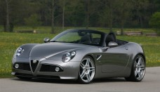 alfa romeo 8c spider kompressor by novitec photos  Car Pictures High Resolution Image Download