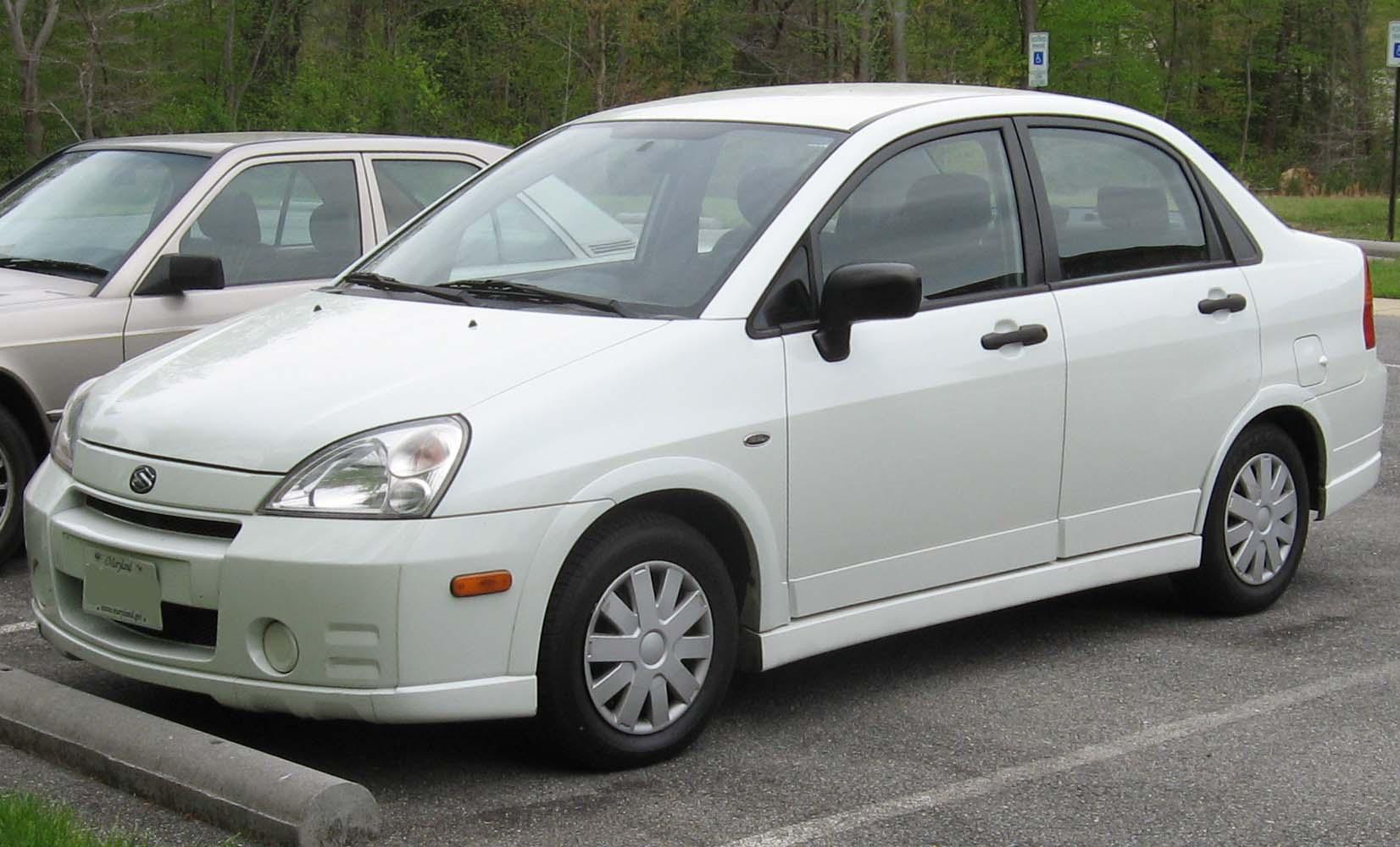 Suzuki Aerio sedan High Resolution Wallpaper Free