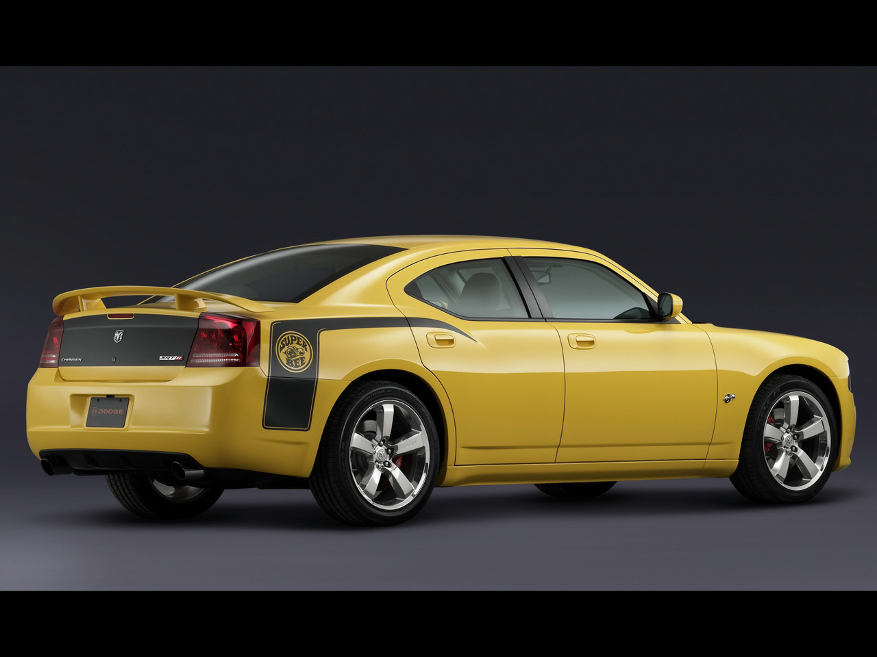 dodge charger srt8 super bee Wallpapers Desktop Download