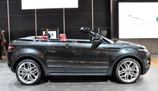 Range Rover Evoque convertible gets go ahead after all Wallpapers Download