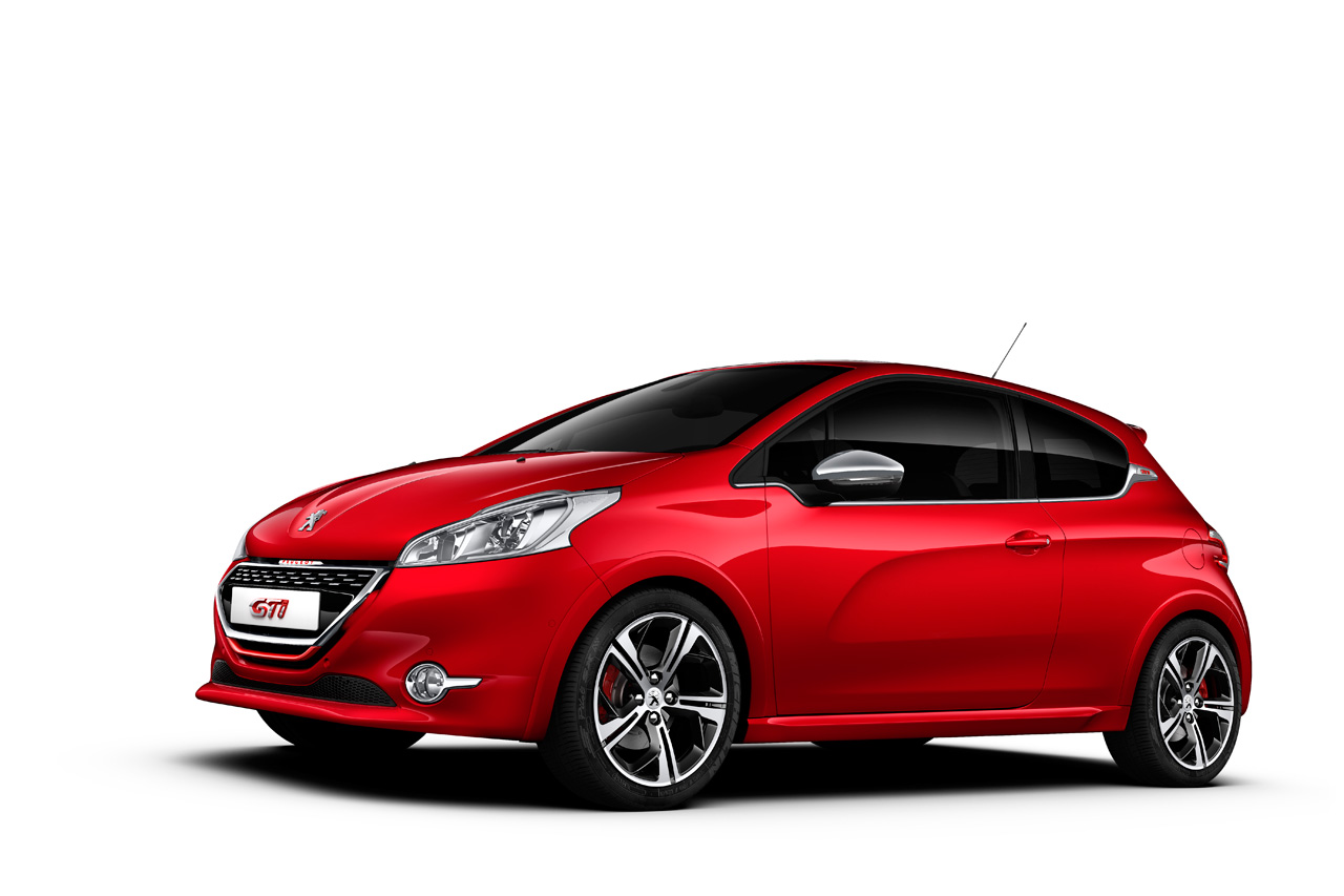 photo mondial auto paris peugeot 208 gti Wallpapers Download