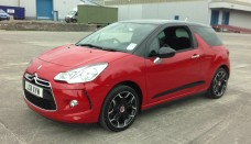 Used Citroen Ds3  red Cars High Resolution Wallpaper Free