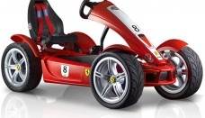 Go-kart ferrari a pedales FXX Exclusive  Free Download Image