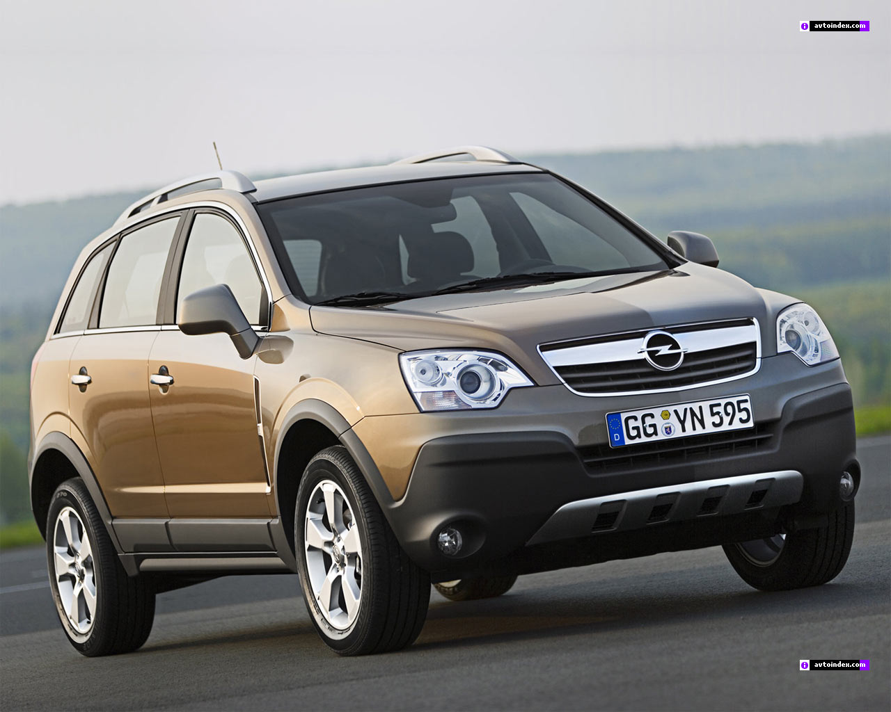 OPEL Antara Forum designed and manufactured Wallpapers Download