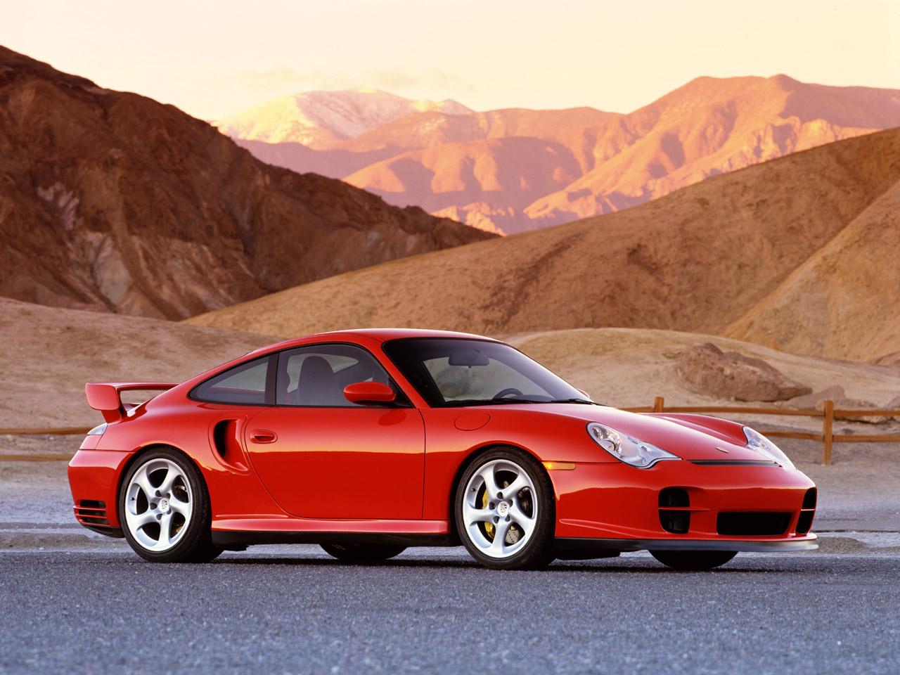 Porsche GT2 996 light weight exclusive Wallpaper Backgrounds