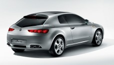 Alfa Romeo Brera Rear Angle High Resolution Image Wallpapers Backgrounds
