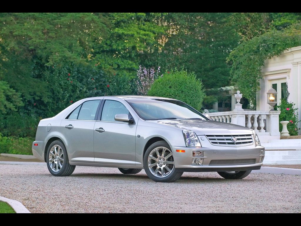 Cadillac SLS Basic information about Wallpaper For Android