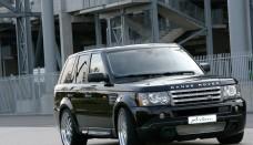 Arden Range Rover Sport Side Angle Black Free Download Image