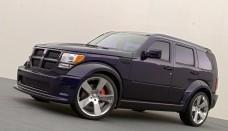 Dodge Nitro HEMI Concept Front And Side Wallpaper  Desktop Backgrounds