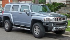 2007-2009 Hummer H3 Wallpaper For Iphone