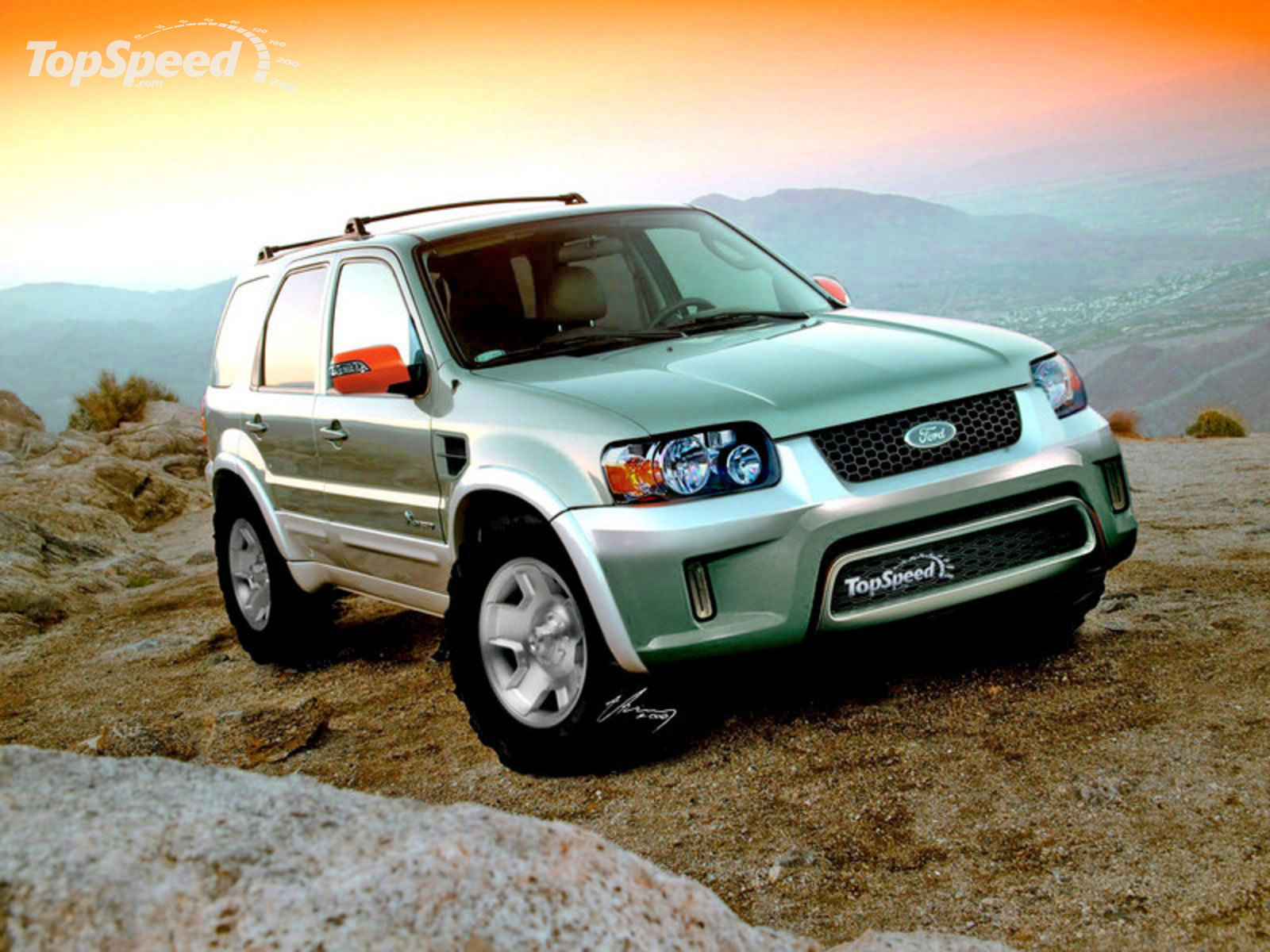Ford Escape Hybrid picture High Resolution Image HD Free Download