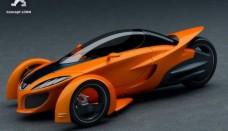 Peugeot 3D Models Design Contest concours concept Wallpaper Backgrounds