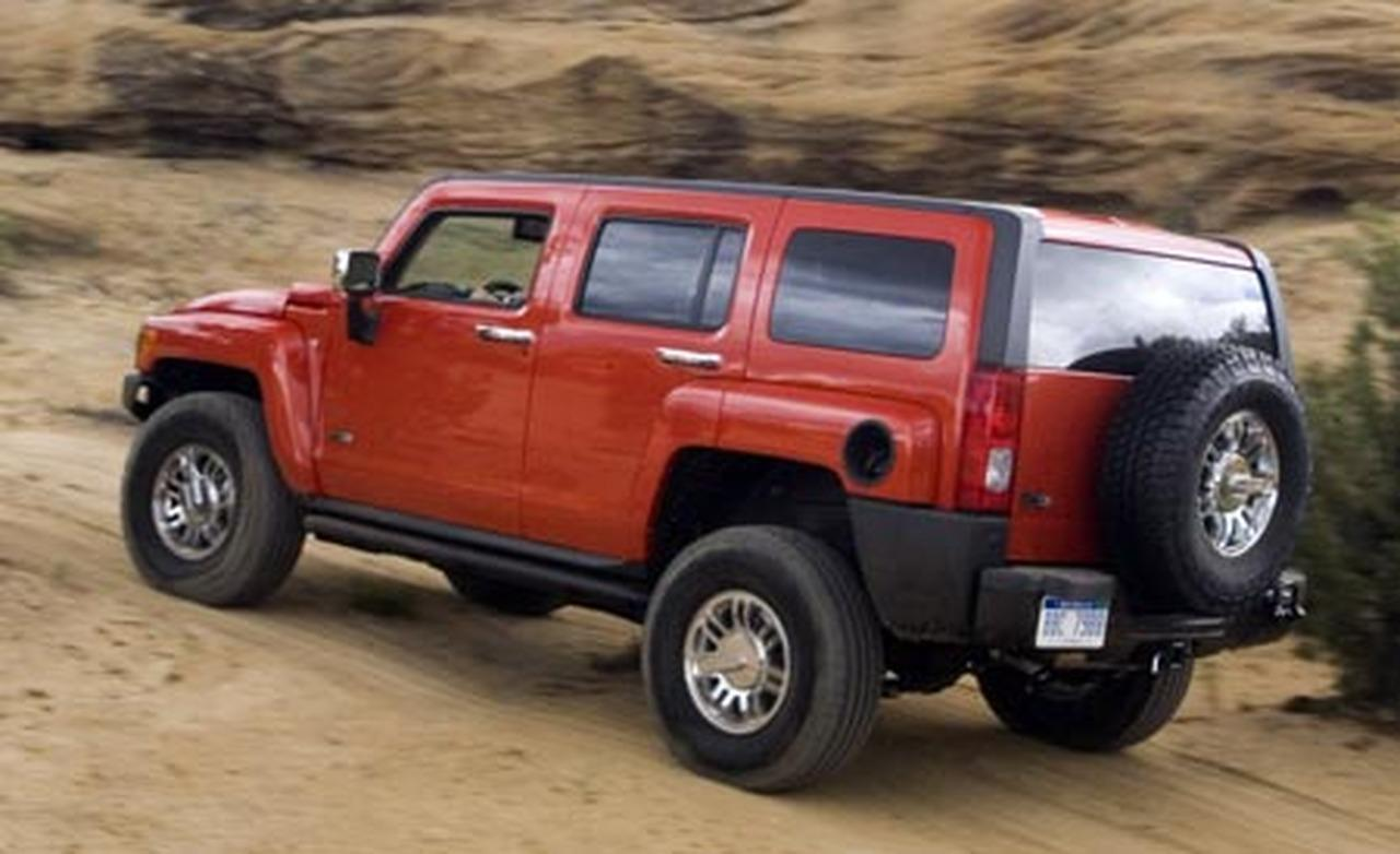 2008 Hummer H3 Alpha Wallpaper For Mac