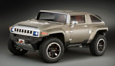 hummer hx concept side angle  Wallpapers Gallery Free