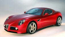 Alfa Romeo 8C Competizione Image Wallpapers Desktop Download