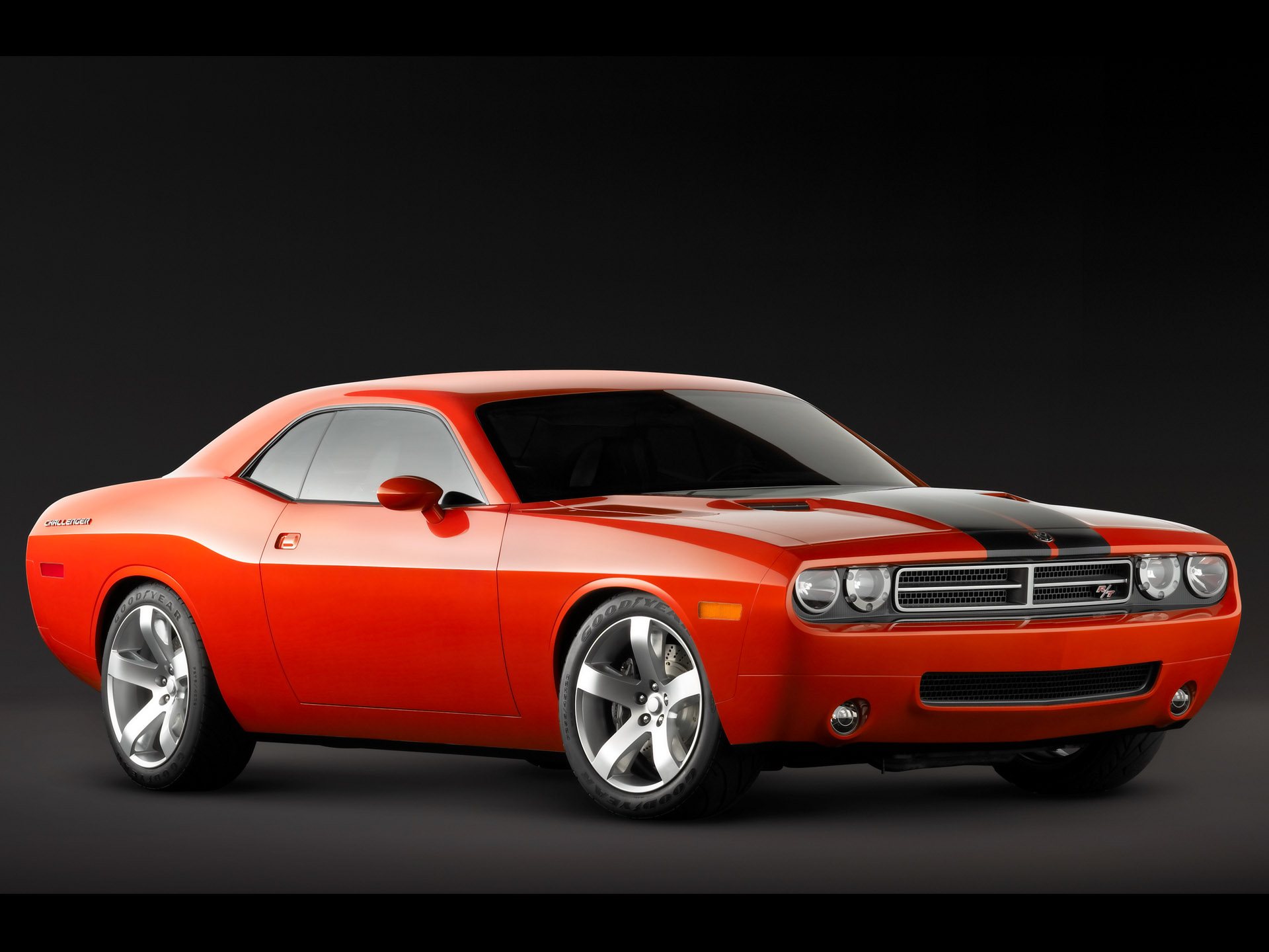 Dodge Challenger TorRed High Resolution Image Wallpapers HD