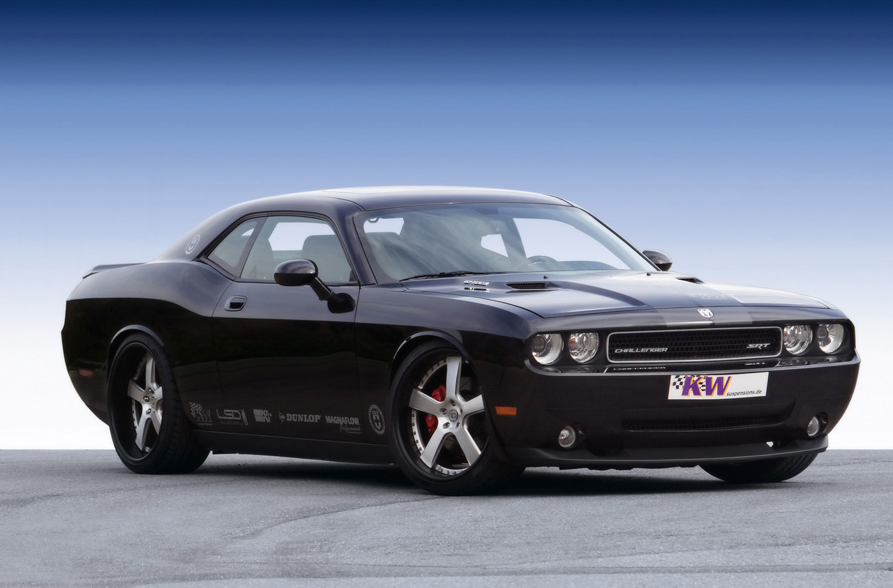 KW Dodge Challenger High Resolution Image Wallpapers HD