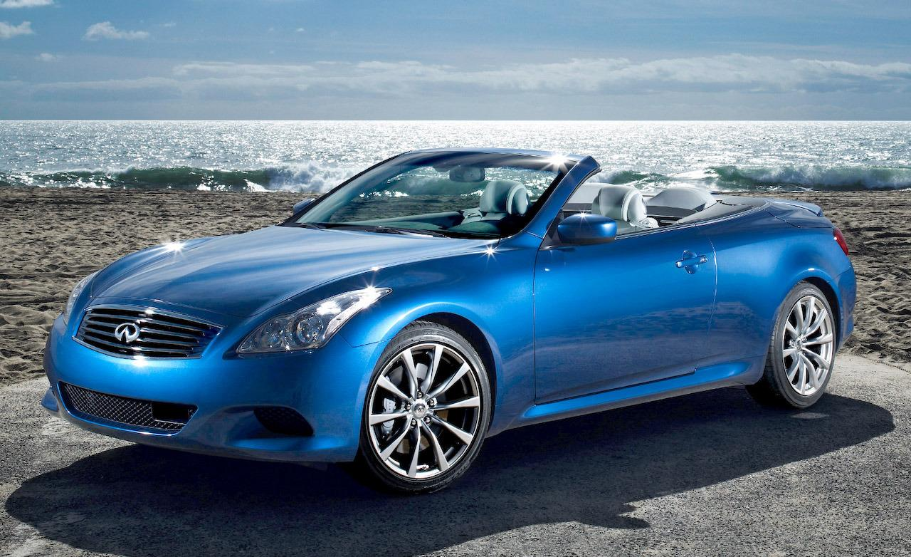 2009 Infiniti G37 convertible photo Wallpaper For Background