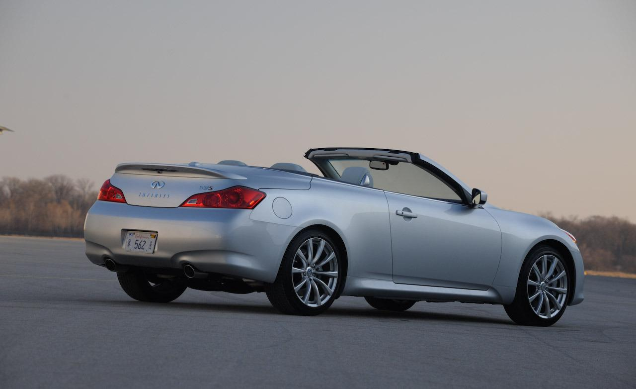 Infiniti G37 Sport convertible photo Wallpaper For Android