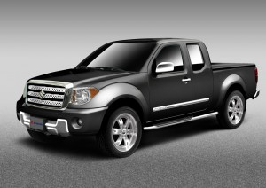 Suzuki equator rendering upcoming truck Free Download Image