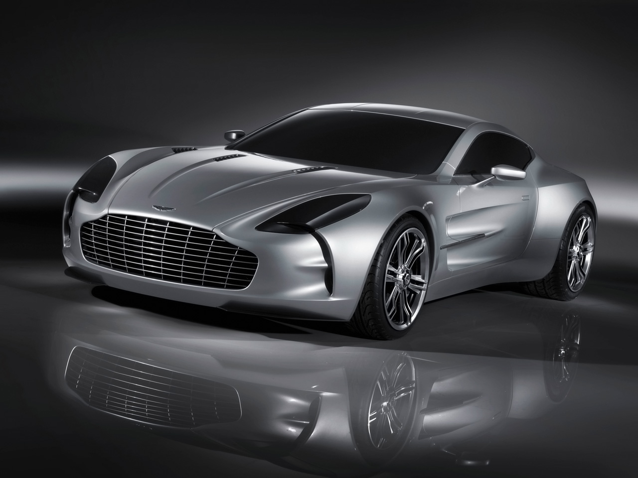 one 77 aston martin Wallpaper Free Download Image