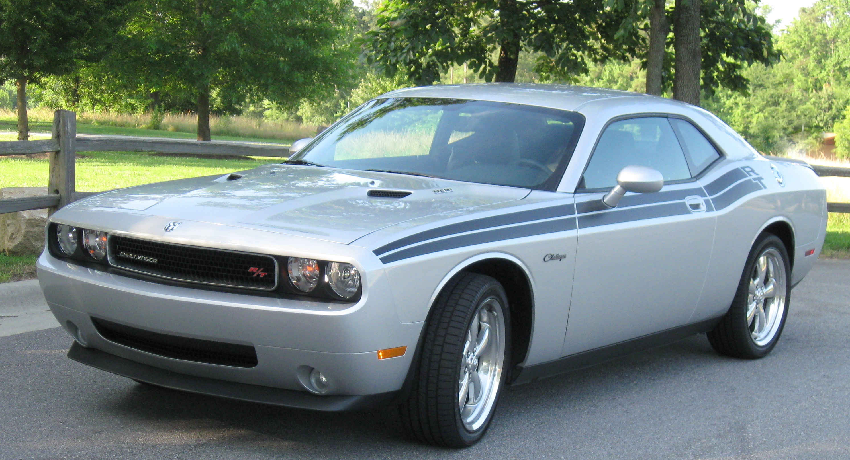 Dodge Challenger RT Classic Division of Chrysler Corporation Wallpaper HD Download