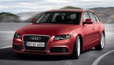 A4 Avant Wagon to Europe and North America High Resolution Image Free Download Image