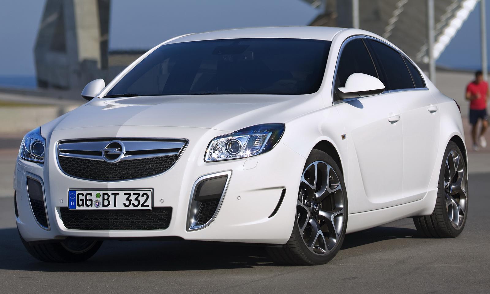 Opel Insignia Facelift image Desktop Backgrounds