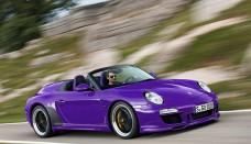 Porsche 911 Speedster purple cayman Sports Car wallpaper Backgrounds
