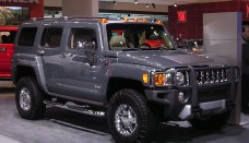 2011 Hummer H3 High Quality Wallpaper Free Download
