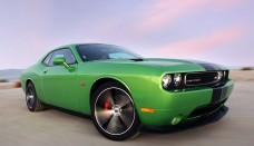 Chicago dodge challenger green with envy Announces Wallpapers HD