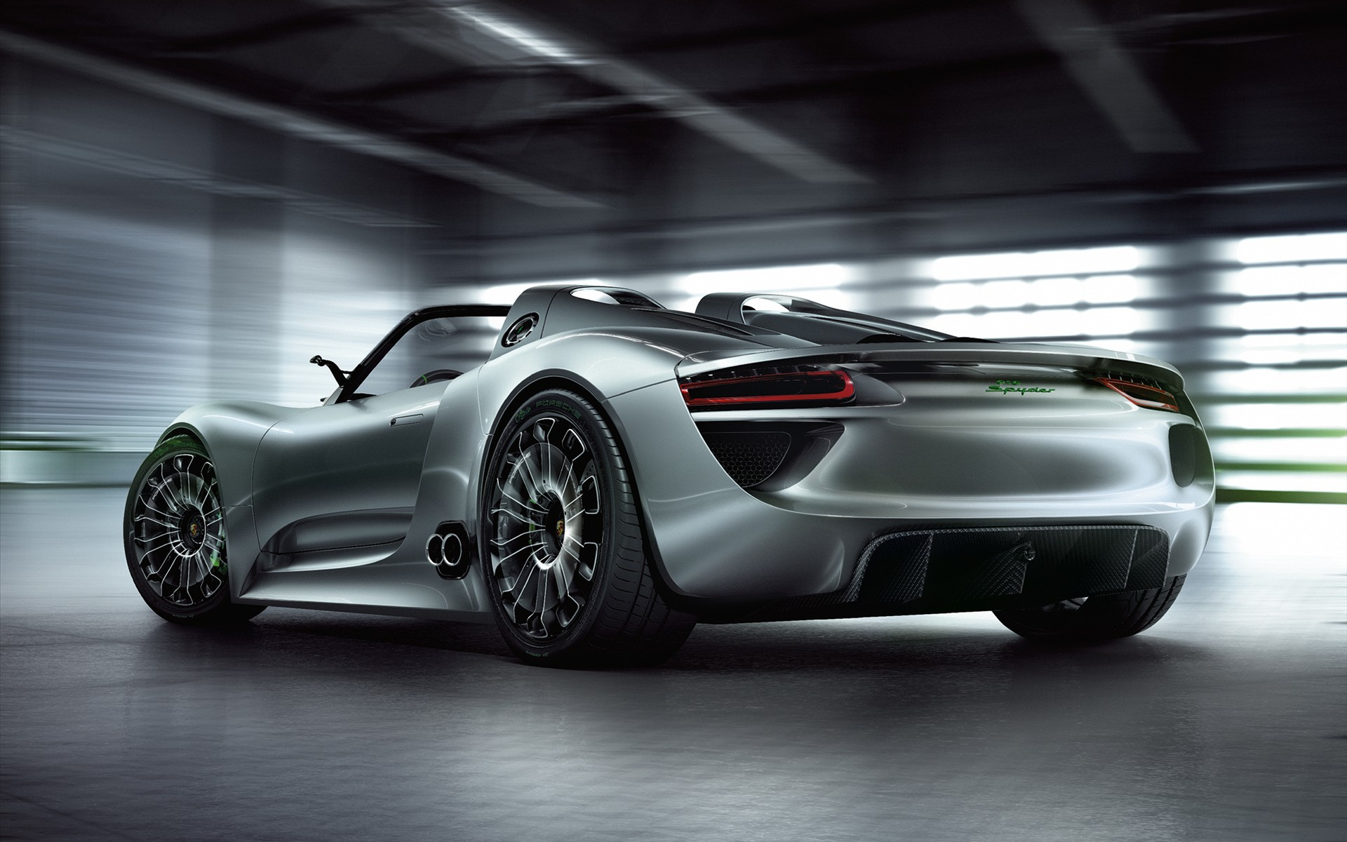 Porsche 918 Spyder 2 Wallpapers Desktop Download