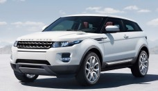 Range Rover Evoque front three quarter view Could Get a High performance Flagship Wallpapers HD