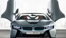 BMW i8 Spyder Front Door Open image converter free download