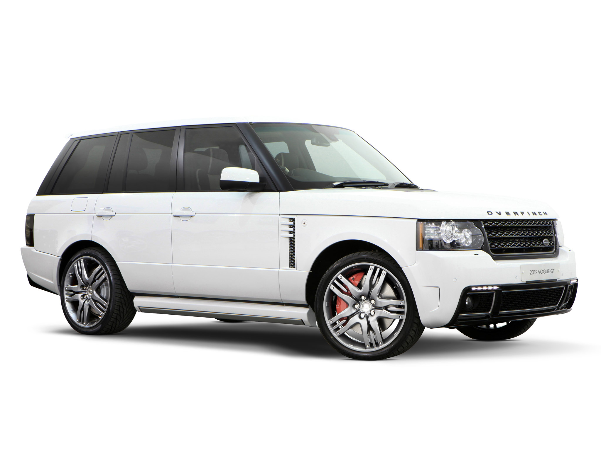 Land Rover Range Rover Vogue GT by Overfinch High Resolution Image Wallpapers Desktop Download