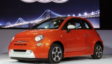 fiat 500e electric vehicle review trailer High Resolution Wallpaper Free