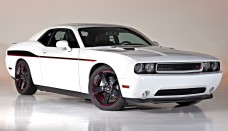 Dodge Challenger RT Redline front three quarters view Wallpaper HD Download