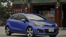 Kia Rio Hatchback Front Angle image editor free download