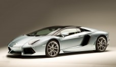 The awesome lamborghini 2013 Aventador Roadster free download image