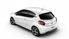 peugeot 208 gti lifts the covers off the photos Desktop Backgrounds