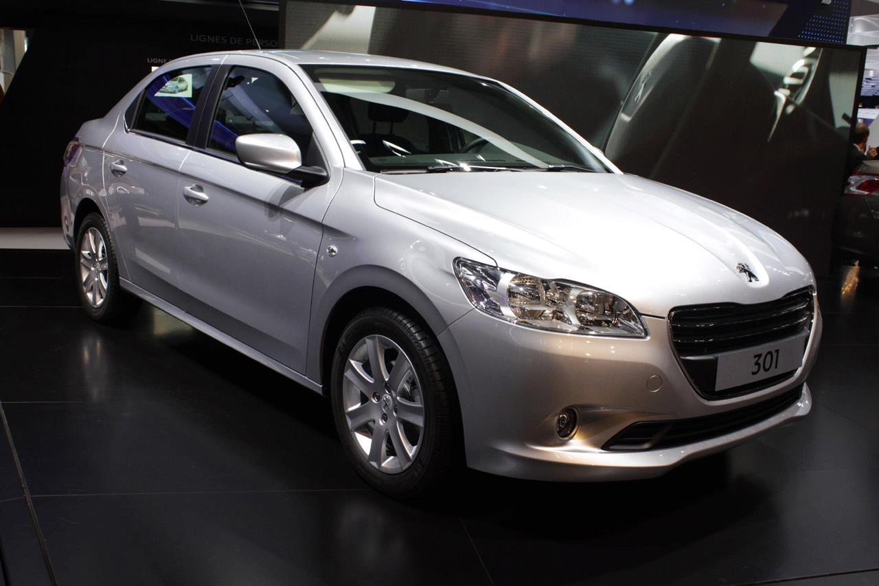 Peugeot 301 Kompakt Sedan Pari Turkey Car Free Download Image Of
