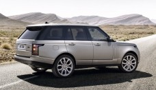 Land Rover Officially Reveals Range Rover SUV Wallpapers HD