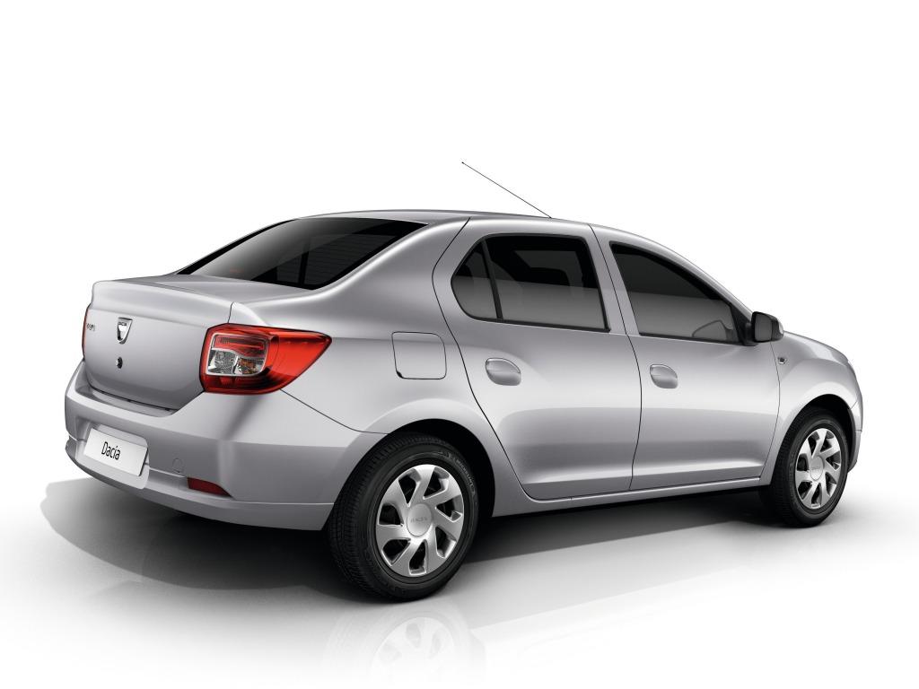 Dacia Renault Logan and Sandero get restyled for Desktop Backgrounds